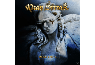 Mean Streak - Blind Faith (Solid Blue Vinyl) - (Vinyl)