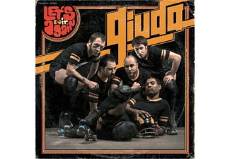 Giuda - Let's Do It Again - (CD)