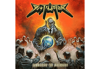 Distillator - Summoning The Malicious (Vinyl) - (Vinyl)