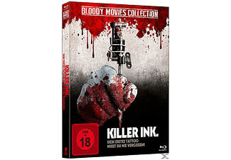 Bloody Movies Killer Ink - (Blu-ray)