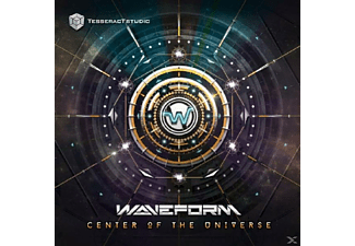 Waveform - Center Of The Universe - (CD)