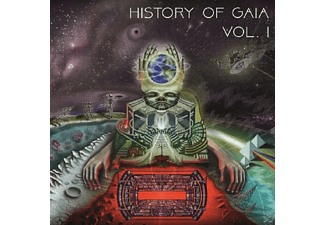 VARIOUS - History of Gaia 1 - (CD)
