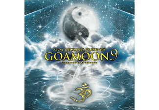 VARIOUS - Goa Moon 9 - (CD)