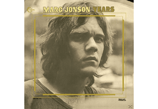 Marc Jonson - Years - (CD)