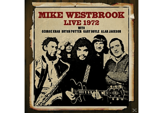 Mike Westbrool, George Khan, Butch Potter, Gary Boyle, Alan Jackson - Live 1972 - (CD)
