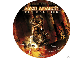 "Amon Amarth - The Crusher ""ORIG"" - (Vinyl)"