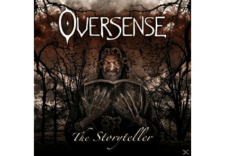 Oversense - The Storyteller - (CD)
