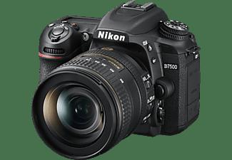 nikon d7500 kit spiegelreflexkameras inkl objektiv 16 80 mm 20 9 megapixel mediamarkt. Black Bedroom Furniture Sets. Home Design Ideas