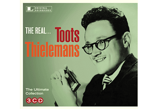 Toots Thielemans - The Real...Toots Thielemans - (CD)