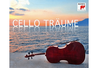 VARIOUS - Cello-Träume - (CD)