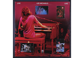 Lee Michaels - Live - (CD)