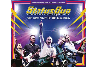 Status Quo - The Last Night Of The Electrics - (CD)