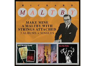 Richard Maltby - Make Mine A Maltby - (CD)