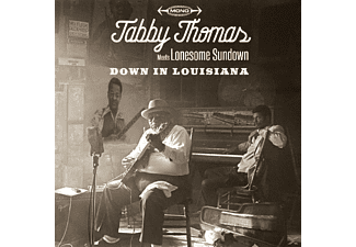 Tabby Thomas - Meets Lonesome Sundown - (CD)