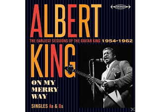 Albert King - On My Merry Way - (CD)