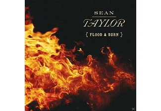 Sean Taylor - Flood & Burn [CD]