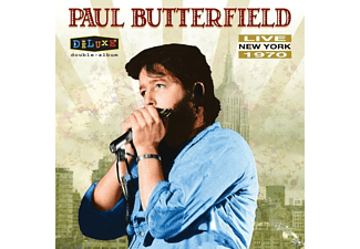 Paul Butterfield - Live In New York 1970 - (Vinyl)