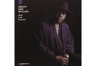 Mighty Sam McClain - Give It Up To Love (CD)