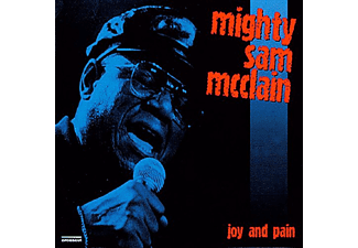 Mighty Sam McClain - Joy and Pain (CD)