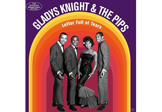 Gladys Knight & The Pips - LETTER FULL OF TEARS (+10 BONUS TRACKS) - (CD)