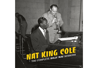Nat King Cole - THE COMPLETE BILLY MAY SESSIONS (+5 BONUS TRACKS) - (CD)