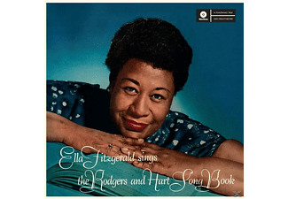 Ella Fitzgerald - SINGS THE RODGERS & HART SONG BOOK (LTD.180G) - (Vinyl)