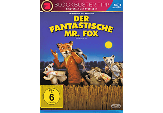Der Fantastische Mr. Fox [Blu-ray]