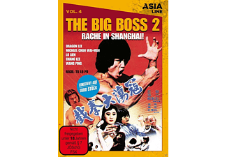 Asia Line: Big Boss 2 - Rache in Shanghai (limitiert in gelber Amaray) - (DVD)