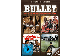 Bullet - The classic Western Box - (DVD)