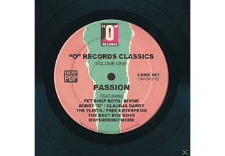 "VARIOUS - ""O"" Records Classics Vol.1-Passion - (CD)"