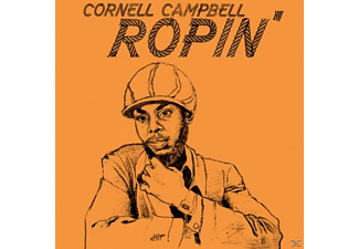 Cornell Campbell - Ropin' - (CD)