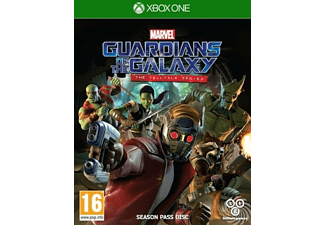 Warner Bros Guardians of the Galaxy, The Telltale Series Xbox One