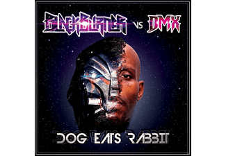 Blackburner Vs Dmx - Dog Eats Rabbit - (CD)