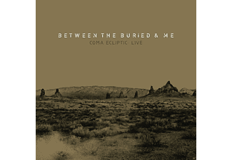 Between The Buried And Me - Coma Ecliptic Live - (CD + Blu-ray Disc)