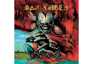 Iron Maiden - Virtual XI - (Vinyl)