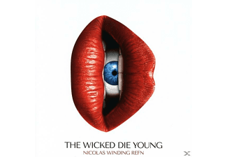 VARIOUS - Nicolas Winding Refn Pres. :The Wicked Die Young - (CD)
