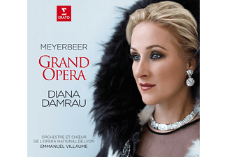Diana Damrau - Grand Opera - (CD)
