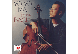 Yo-Yo Ma, VARIOUS - Yo-Yo Ma Plays Bach - (CD)