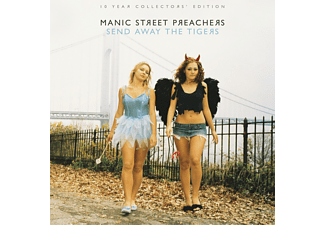 Manic Street Preachers - Send Away the Tigers: 10 Year Collectors Edition - (Vinyl)