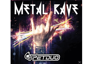Petduo - Metal Rave - (CD)