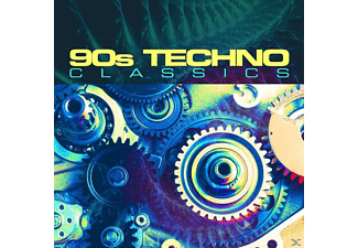 VARIOUS - 90s Techno Classics - (CD)