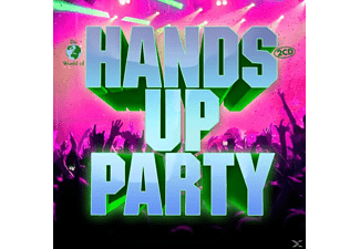 VARIOUS - Hands Up Party - (CD)