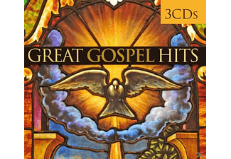 VARIOUS - Great Gospel Hits - (CD)