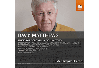 Peter Sheppard-skaerved - Musik für Solo Voiline Vol.2 - (CD)
