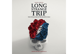 Grateful Dead - Long Strange Trip Soundtrack - (CD)