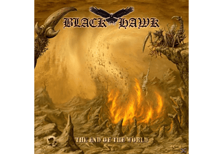 Black Hawk - The End Of The World - (CD)