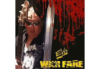 Evo - Warfare (Translucent Red Vinyl/Gtf.) - (Vinyl)