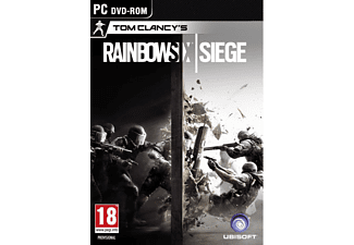 UBISOFT Tom Clancy's Raınbow Six Sıege  PC