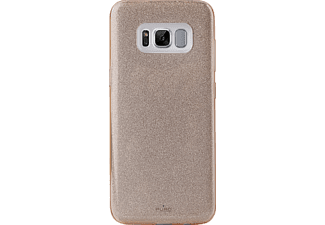 PURO Shine, Backcover, Samsung, Galaxy S8, Gold