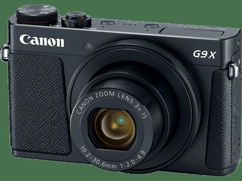 CANON Powershot G9 X II Black hobby   φωτογραφία φωτογραφικές μηχανές compact cameras